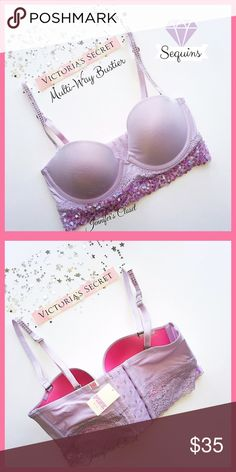 •Victoria Secret PINK• Multi-Way Bustier Bra Welcome beautiful Posh woman! 😘💞 Thank you for checking out my closet! Please read below if you are interested in this item:  🛍 Bundles available upon request for a discounted rate depending on how many items   🚭🐶🐱Smoke & pet free household  📬I ship Monday-Friday same/next day, unless it's a national holiday  💯All items are 100% AUTHENTIC   ❌Some items are already priced at lowest. Do not use the offer button to lowball me. It is offensive…