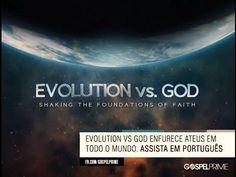 """""""Evolution vs God"""" [Evolução versus Deus] - Legendado em Português"""