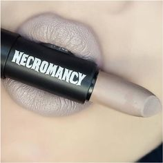 Necromancy Cosmetica - Naked Witch Matte Lipstick
