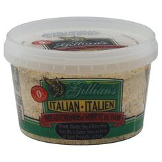Gillian's Foods: Gluten Free Italian Bread Crumbs 12 Oz (6 Pack) ** You can find more details by visiting the image link.