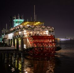 Here's where to dine by the river/lake/bayou/huge puddle...