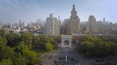 AERIAL NYC   Shot by RANDY SCOTT SLAVIN   DJI PHANTOM GoPro Hero 3 Black