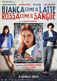 """El director italiano Giacomo Campiotti nos presenta una película que mezcla el drama y la comedia,""""Blanca como la nieve,roja como la sangre"""". Un estreno que se proyectará en las salas españolas el Viernes 10 de Octubre y que podrás disfrutar online en nuestro blog tras su estreno.  Sinopsis de la película.   La película nos cuenta la historia de Leo, un joven inmerso en el torbellino de la adolescencia. Está profundamente enamorado de Beatrice, pero no sabe ni cómo acercarse para conocerla."""
