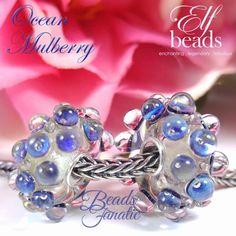 Elfbeads Ocean Mulberry - Kaleidoscope Collection