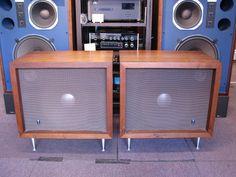 JBL C38 Audio Room, Vintage, Cool Stuff, Storage, Speakers, Home Decor, Purse Storage, Decoration Home, Room Decor