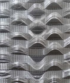 Serge Ferrari Textiles - Architecture - Hélène Lefeuvre  #zeusndione