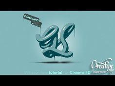 Cinema 4D Tutorial - Creating Cel Animation Style Paint Strokes in Cinema 4D - YouTube