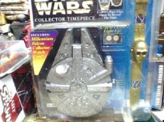 Star Wars Collectors Time Piece, 1996