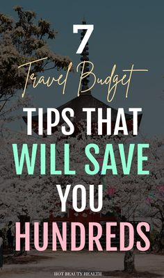Going on vacation soon? Avoid money mistakes when traveling out of the country by planning ahead of time. Here's a list of tips on how to create a realistic travel budget and stick to it! - Travel cheap, free and on budget! Cheap Travel, Budget Travel, Travel Tips, Travel Destinations, Travel Hacks, Fun Travel, Travel Logo, Travel Planner, Train Travel