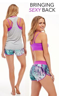 Cute workout clothes for women | SHOP @ FitnessApparelExpress.com