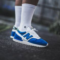 New Balance 770CF Made in UK 'Cumbrian Flag'