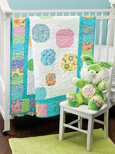 Annie's Crafts Jiffy Quick Quilt Patterns - Quilts for Those Short on Time - Free Sample The best way to decide if you want to purchase a book or download patterns if to look inside of the book before you order it.  One of the best ways to do this is to Preview the book on Amazon before trying it…