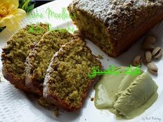 Cake moelleux à la pistache / Cake with pistachio / حلوى بالفستق - YouTube