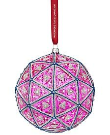 Waterford 2018 Times Square Masterpiece Ball Ornament