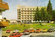 Hotel Soimul, Poiana Brasov, anii '70.