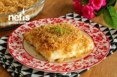 Muhallebili Kadayıf (videolu) - Nefis Yemek Tarifleri Bulgarian Recipes, Best Beauty Tips, Macaroni And Cheese, Panna Cotta, French Toast, Deserts, Food And Drink, Eggs, Breakfast