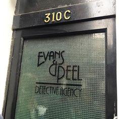 Evans & Peel, London