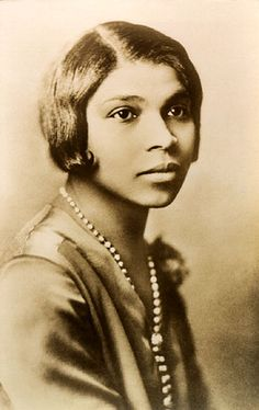 Marian Anderson 1928 by hytam2, via Flickr