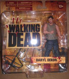 Daryl Dixon action figure