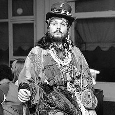 "Dr. John Combining New Orleans funk, glitter, and voodoo charm, pianist Dr. John was an energetic frontman in the early 1970s (""Right Place, Wrong Time"") and a behind-the-scenes mover before and since."