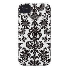 DAMASK iPhone 4/4S Cases iPhone 4 Cases #DAMASK #iPHONE #GIRLY