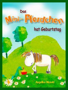 Neues Cover: Das Mini-Pferdchen hat Geburtstag