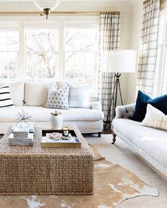 Beautiful Simple Living Room