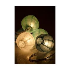 By Sea String Lights, found on polyvore.com