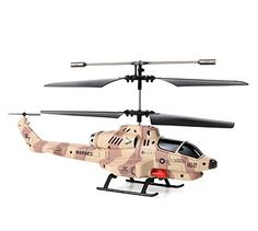 Helizone Combat Fighter 3.5 Channel Gyro Missile Shooting RC Helicopter Click to buy new with discount price