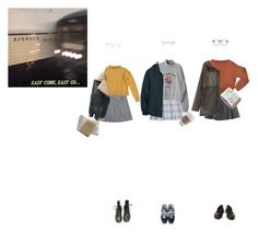 """""""Follow me into the darkness"""" by bloss-em ❤ liked on Polyvore featuring Wildfox, Chicnova Fashion, American Apparel, Retrò, Marni, New Balance, Topshop, Hunter and Peek"""