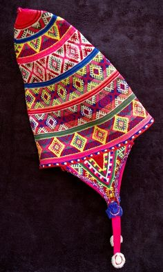 Antique Bolivian Hat