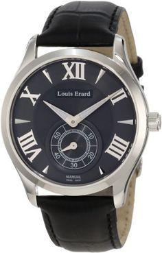 Louis Erard Mens 47207AA23.BDC02 1931 Automatic Charcoal Dial Black Leather Watch Louis Erard,http://www.amazon.com/dp/B005MVERGU/ref=cm_sw_r_pi_dp_nqrOrbD0E2EE47A0