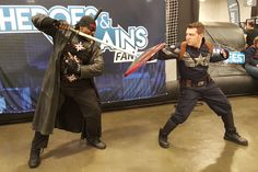 Heroes And Villains Fan Fest: Lots To Love