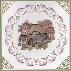 Y 41 Antieke auto