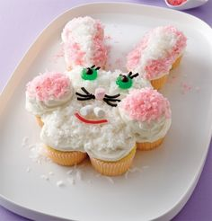 Bring on the Smiles with this Funny Bunny Cake
