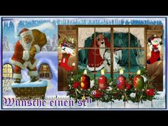 Herzliche Grüße und einen schönen 4.Advent…#2 - YouTube