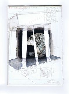 Ivan Is A Dope (Duck & Take Cover Series) by Gideon Kiefer, via Flickr
