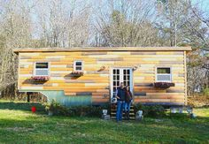 How Africa Inspired Tiny House Living