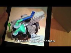 Augmented Reality Repair Guide for Industrial Pump - YouTube