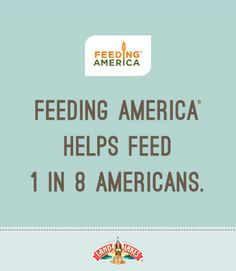 Learn more about Pin a Meal. Give a Meal. and Feeding America at www.landolakes.com/pinameal.