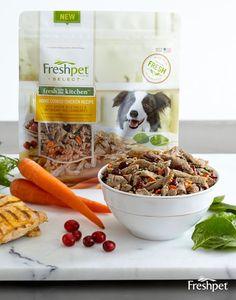 Actually, many dogs are quite picky eaters but no encouragement required to relish #FreshpetSelect #FreshpetReviews