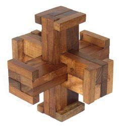Satelite puzzle