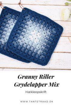 Drops Design, Drops Baby, Crochet Kitchen, Crochet Books, Pot Holders, Crochet Patterns, Ravelry, Stitch, Knitting