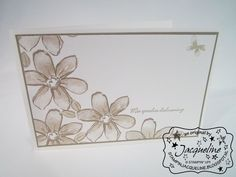 Stampin' Up! by Stampin Jacqueline: Garden in Bloom, deel 4