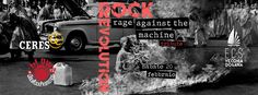 Sabato 20 Febbraio 2016 Rage Against The Machine Tribute, a seguire dj set rock revolution. Vecchia Dogana Catania. Blow Rock