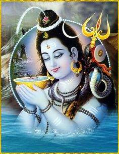Karthigai Somavar is the Mondays in the Karthigai month which is dedicated to Lord Shiva. Shiva devotees observe Karthigai Somavara Vratam, offer prayers, special pujas and rituals on these days to obtain the grace and divine blessings. Shiva Linga, Mahakal Shiva, Shiva Statue, Shiva Art, Hindu Art, Rudra Shiva, Lord Ganesha Paintings, Lord Shiva Painting, Lord Shiva Sketch