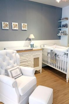 35 Ideas For Baby Girl Bedding Gray Kids Rooms Baby Boy Room Decor, Boy Decor, Baby Boy Rooms, Baby Boy Nurseries, Girl Room, Kids Rooms, Baby Girl Bedding, Grey Bedding, Baby Bedroom