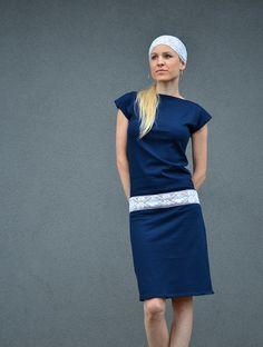 Short Sleeve Dresses, Dresses With Sleeves, Dresses For Work, Office, T Shirt, Fashion, Moda, Tee Shirt, Sleeve Dresses