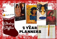 #StockingStuffers #StockingStuffersForAdults #InspirationalGifts #ChristmasGifts #AfricanAmericanGifts #Christmas #ChristmasIdeas #Christmas2017 #SmallGifts #PocketPlanner #2018Planner
