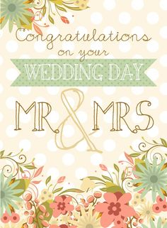 Happy Married Life Greeting Cards Wishes Wedding Wishes Messages, Wedding Day Wishes, Wedding Anniversary Wishes, Happy Anniversary, Wedding Cards, Congratulations On Your Wedding Day, Wedding Congratulations Card, Wedding Images, Wedding Quotes